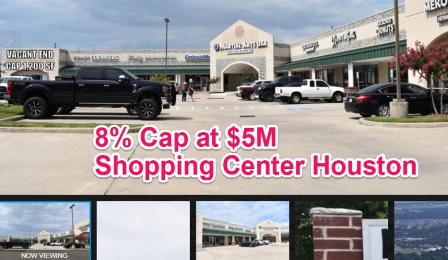 5m shopping center