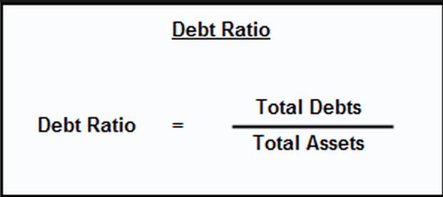The-Debt-Ratio-Formula
